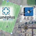 AED partenaire Funeplus